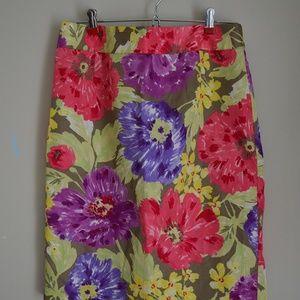 Banana Republic Pencil Skirt NWT